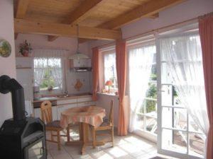 Küche/Essecke | Seeheilbad Friedrichskoog-Spitze,Queller 15